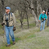 Friday Bird Walk at Long Canyon © 2010 Dave McMullen